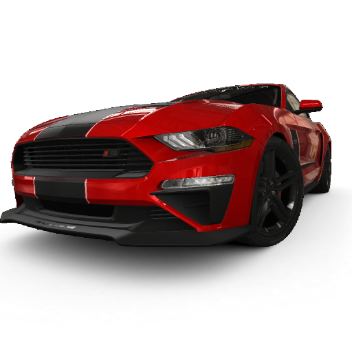 Ford ROUSH Stage 3 Mustang