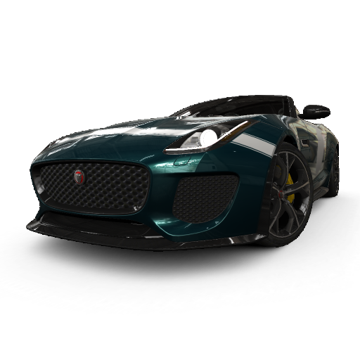 Jaguar Project 7 (New Year's Offer)